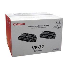 CANON 純正品VP-72(EP-72 2本セット)トナーカートリッジ