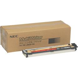 NEC 純正品 PR-L6600-34クリーニングカートリッジ