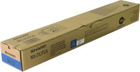 SHARP 純正品 MX-31JTCA シアントナー