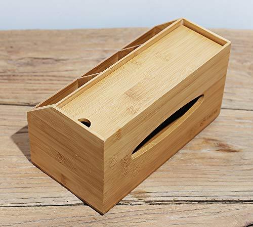 天然素材 TAKEMI 竹製 収納ボックス付き TM-STC1 新生活 セール商品 ティッシュケース おしゃれな ティッシュボックス