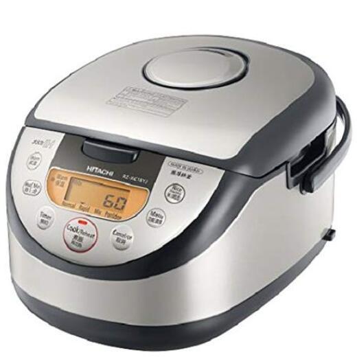 日本国内使用できません 期間限定送料無料 海外向け 日立 IH炊飯器 RZ-XC18YJ 春の新作続々 S 220-230仕様 日本製