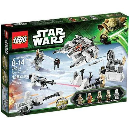 【LEGO】 レゴ スターウォーズ ホスの戦い 75014 lego Star Wars Battle of Hoth 75014 おもちゃ フィギュア ホビー[並行輸入品] [海外お取り寄せ商品] [送料無料]【smtb-tk】