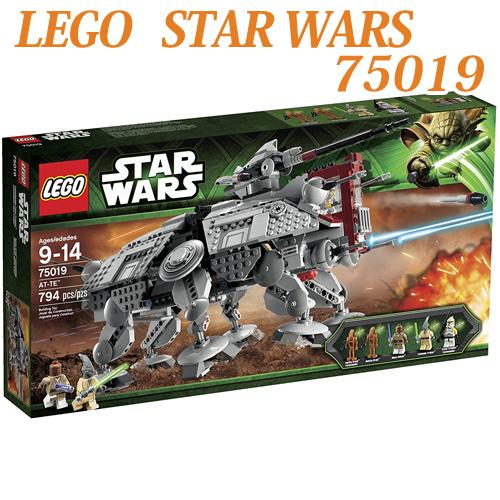 【LEGO】 レゴ スターウォーズ AT-TE 75019 lego Star Wars AT-TE 75019 【海外限定品】おもちゃ フィギュア ホビー[並行輸入品] [海外お取り寄せ商品] [送料無料]【smtb-tk】