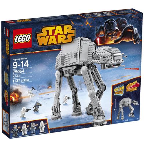 【LEGO】 レゴ スターウォーズ AT-AT 75054 lego Star Wars At-at 75054【海外限定品】おもちゃ フィギュア ホビー[並行輸入品] [海外お取り寄せ商品] [送料無料]【smtb-tk】