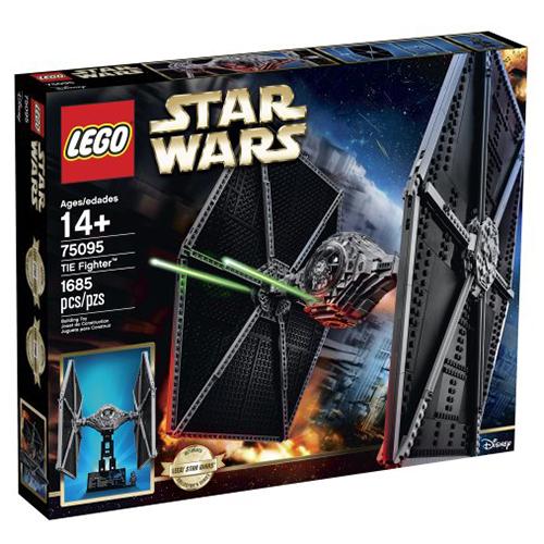 【LEGO】 レゴ スターウォーズ タイ ファイター 75095lego Star Wars Tie Fighter 75095【海外限定品】おもちゃ フィギュア ホビー[並行輸入品] [海外お取り寄せ商品] [送料無料]【smtb-tk】