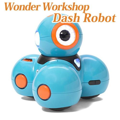 【Wonder Workshop 】 プログラミング ロボット ダッシュ (ダッシュくん)[並行輸入品] Dash Robot iPhone iPad おもちゃ 知育ロボットプログラム可能 教育 ロボット 送料無料 並行輸入品 海外お取り寄せ【smtb-tk】