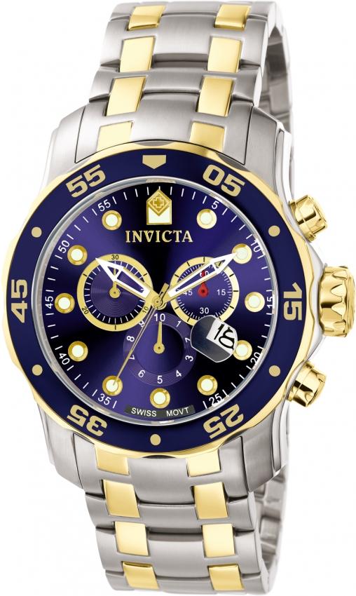 インビクタ 腕時計 Invicta 0077 Men Pro Diver Analog 48mm Watch海外お取り寄せ商品 米国正規商品 送料無料【smtb-tk】