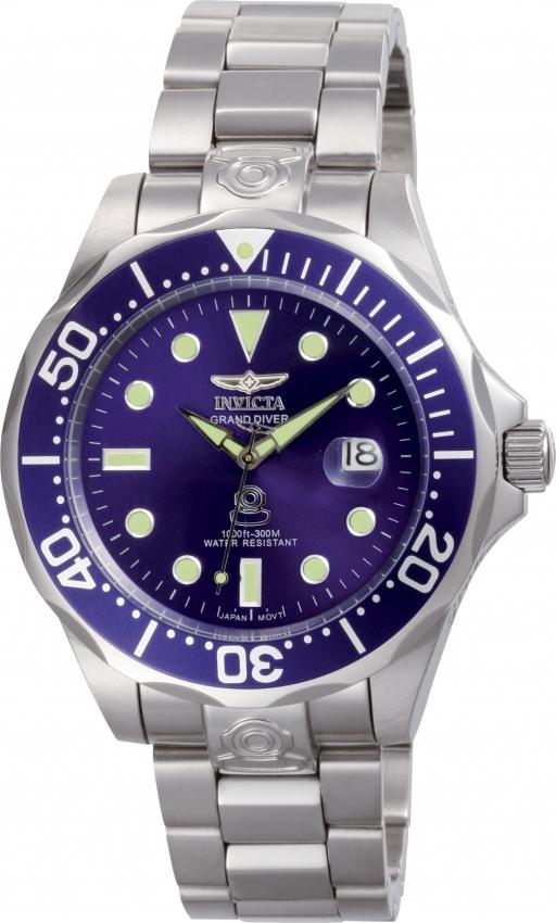 インビクタ 腕時計 Invicta 3045 Men Pro Diver Analog 47mm Watch海外お取り寄せ商品 米国正規商品 送料無料【smtb-tk】