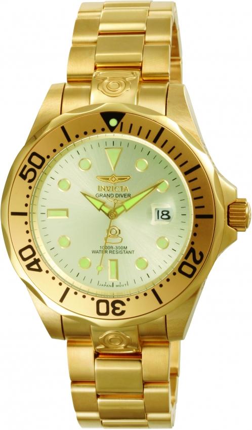 インビクタ 腕時計 Invicta 3051 Men Pro Diver Analog 47mm Watch海外お取り寄せ商品 米国正規商品 送料無料【smtb-tk】