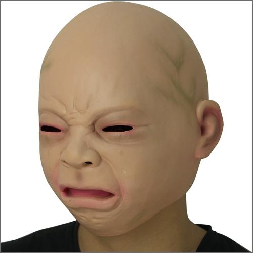 赤ちゃん マスク コスプレ
