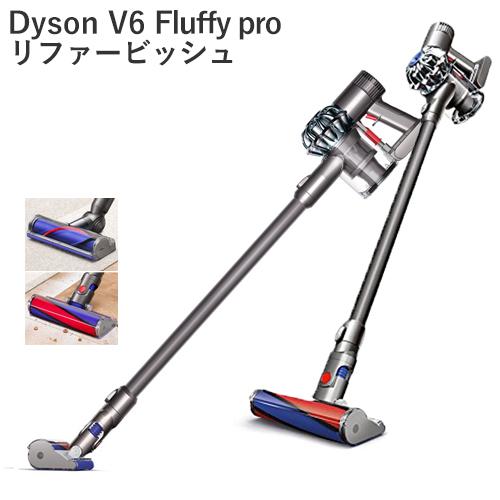 ダイソン v6 アブソリュート リファービッシュ 米国V6シリーズ最上級モデル コードレス掃除機(Fluffy+ Fluffypro Animalpro 融合品) Dyson V6 Absolute Cordless Vacuum (Certified Refurbished)米国正規品 並行輸入品