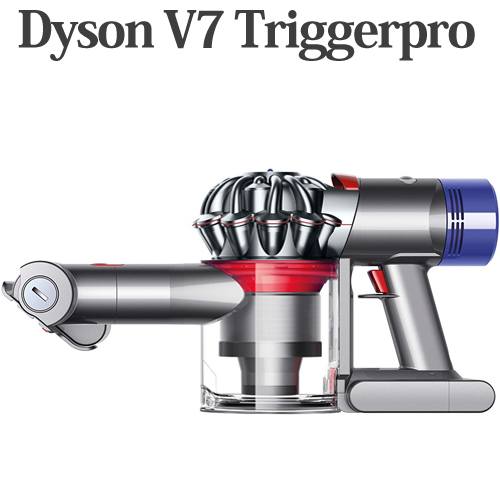 Dyson V7 TriggerPro with HEPA Handheld Vacuum Cleaner ダイソン v7 トリガープロ コードレス ハンディクリーナー ハンディータイプ 米国正規商品 1年保証付 Dyson V8 や マットレス よりもお買い得価格♪
