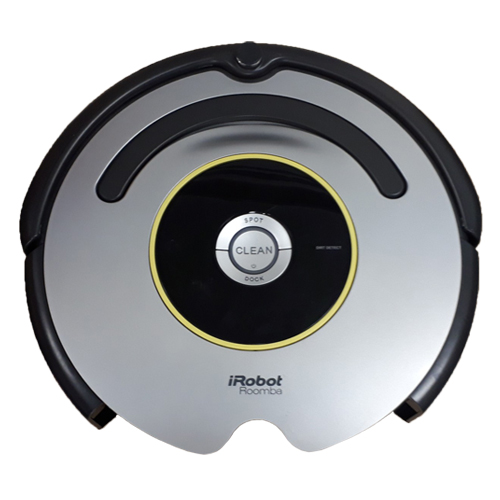 iRobot Roomba 自動掃除機 ルンバ 交換用 ボディ 500/600シリーズ 修理用 交換用 (基盤・センサー付)簡易説明書付き 基板故障・センサー故障でのエラーを解消 ボディカラー:黒 盤面の色はお選びいただけません バンパー故障にも 正規品
