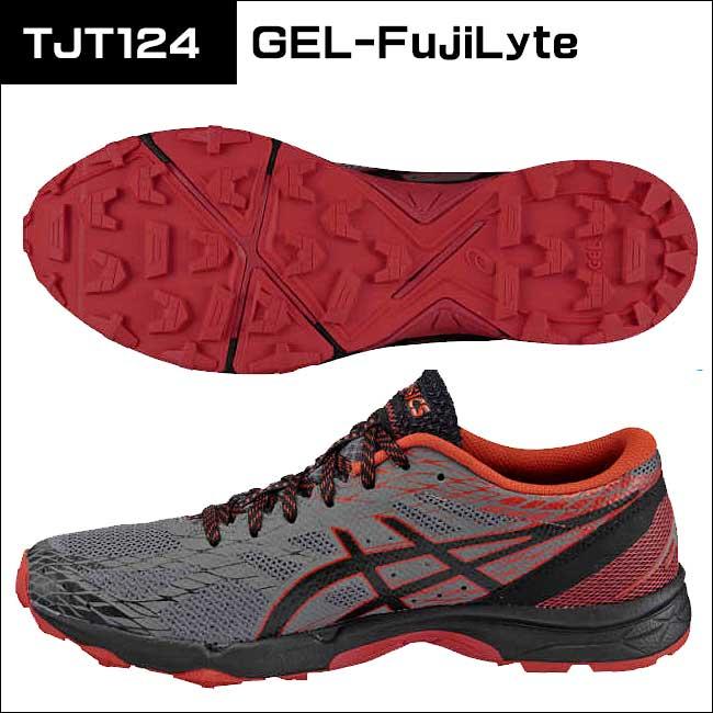 TJT124 GEL-FUJILYTE ゲルフジライト トレイルレーシングシューズ SPEED ランニング マラソン【SMTB-K】