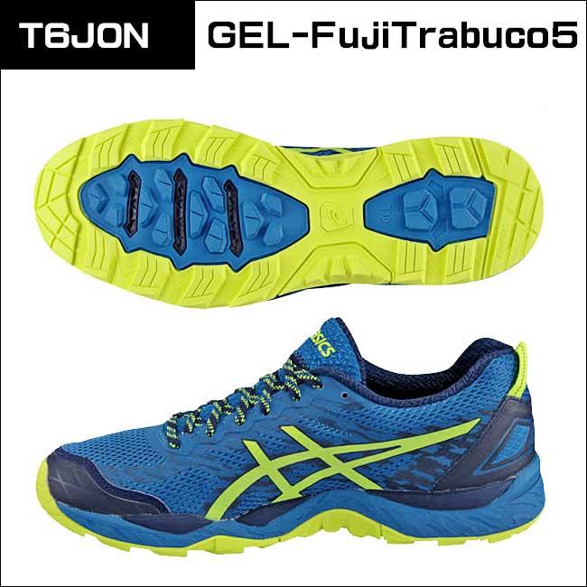 T6J0N GEL-FujiTrabuco 5 ゲルフジ ゲルフジトラブーコ トレイルランニングシューズ PROTECTION ランニング マラソン T6JON【SMTB-K】