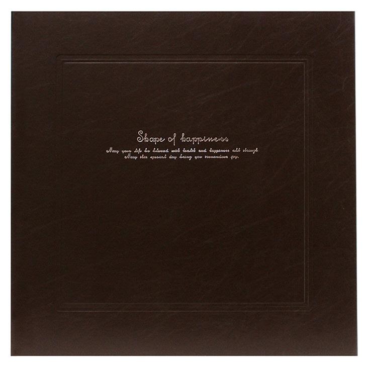 SH 六切 ブラウン 2面 10冊入り写真台紙 記念写真 アルバム TAKENO 竹野株式会社 154-0021