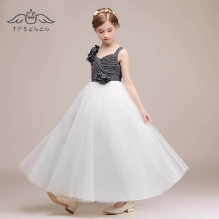 05598db402de0  送料無料 子供ドレス発表会女の子ロングドレス子供ドレスピアノコンクールドレス
