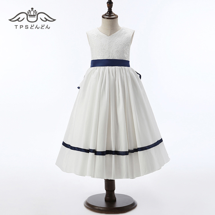 c69deb3a12e6e 送料無料 子供ドレス 発表会 ロングドレス 子供ドレス ジュニアドレス ...