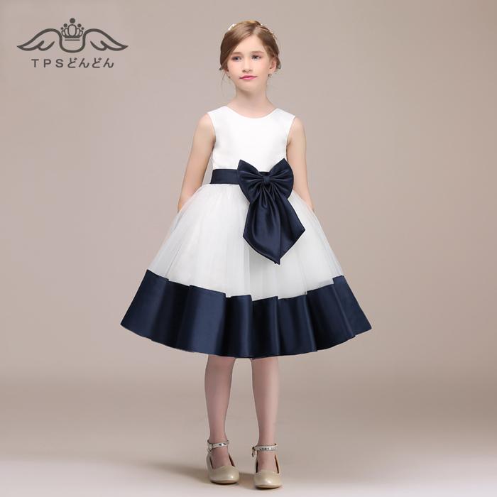 9eb17d8e04782 楽天市場  エントリーでポイント10倍 子供ドレス 発表会 女の子 ...