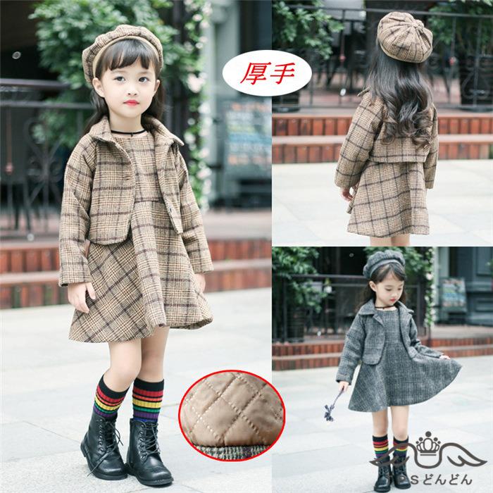 d2a7482ab73c3 楽天市場  2018新作 子供スーツ 入学式 スーツ 女の子 ベレー帽 ...