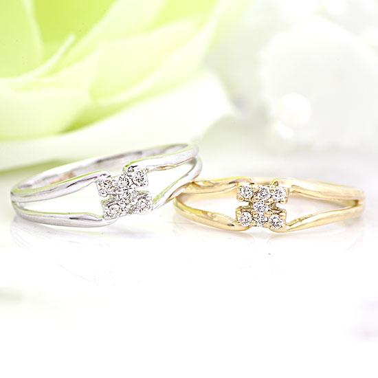 ジュエリー・アクセサリー・K10 ・10K ・10金 ・ゴールドアクセサリー・レディース・リング・ピンキーリング・地金・チェーン・ゴールド・ホワイトゴールド・イエローゴールド・4月誕生石・ダイヤ・ダイヤモンド・送料無料・品質保証書・プレゼント