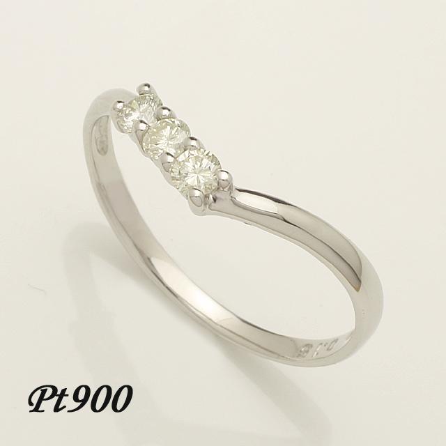 【送料無料】激安ダイヤモンドリングプラチナリング「4R0160P」 *