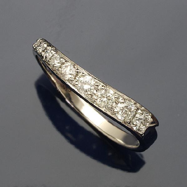 【送料無料】プラチナダイヤモンドリング指輪pt900「914182P」 *