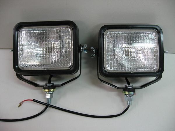 作業灯・バックランプ 24V60W 2個セット