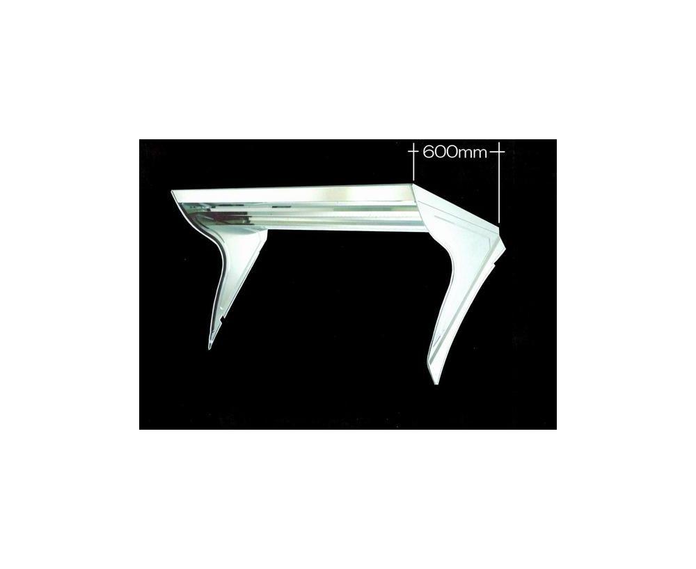 シモタニ製 フロントバイザー レトロシリーズ DX-ST 鏡面