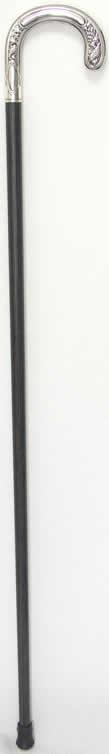 フランス製銀メッキ曲りステッキ 【送料無料】「シニア市場」, I-MAXsecond:5e4c8f0a --- sunward.msk.ru