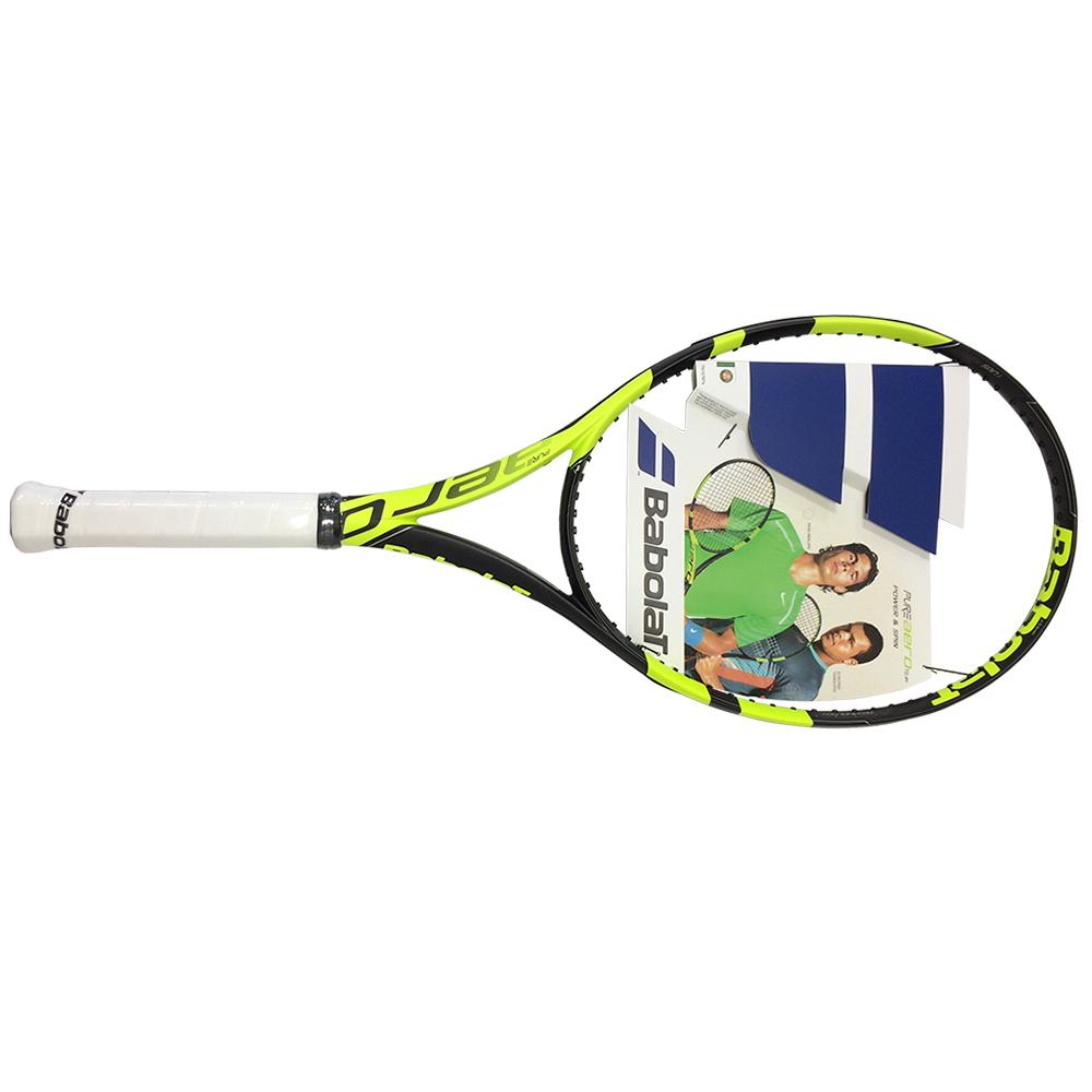 ピュア アエロ チーム(PURE AERO TEAM)【バボラ BabolaT テニスラケット】【101255/101307 海外正規品】