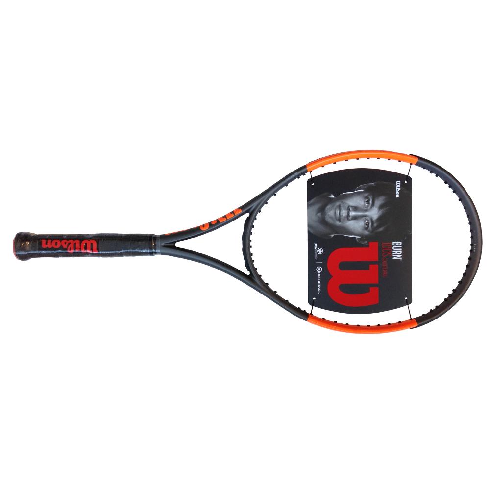 ■ 訳あり ■ グリップ2 ■バーン 100S CV ( BURN 100S CV )【 ウィルソン Wilson テニスラケット 】【 WRT73421 YU60 海外正規品 】