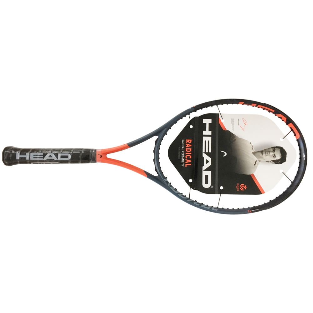 グラフィン 360 ラジカル MP(Graphene 360 Radical MP)【ヘッド HEAD テニスラケット】【233919 海外正規品】