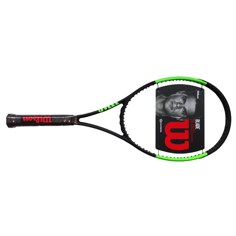 ブレード 98(18×20) CV(BLADE 98(18X20) CV)【ウィルソン Wilson テニスラケット】【WRT73311 海外正規品】