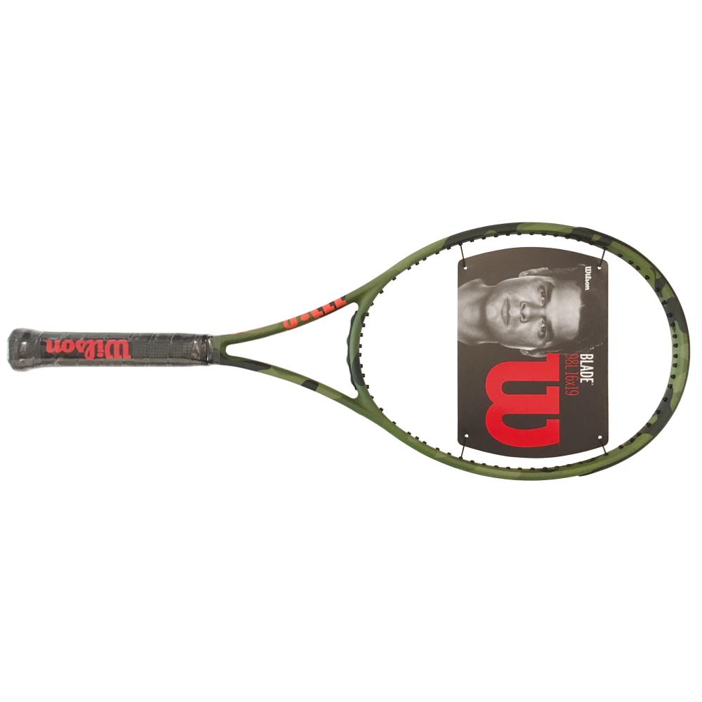ブレード 98L CAMO(BLADE 98L CAMO)【ウィルソン Wilson テニスラケット】【WRT74131 海外正規品】