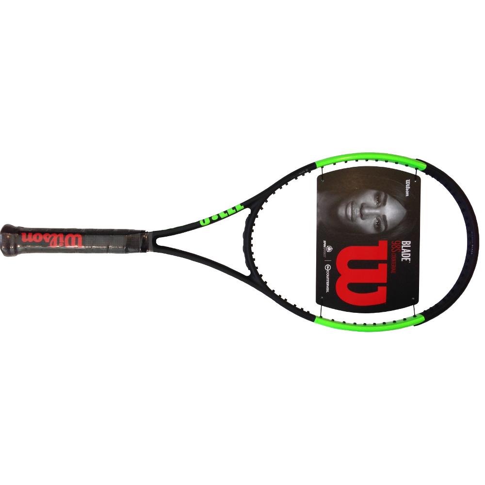 ■訳あり■グリップ2■ブレード 98S CV ( BLADE 98S CV)【 ウィルソン Wilson テニスラケット 】【 WRT73301 YU39 海外正規品 】
