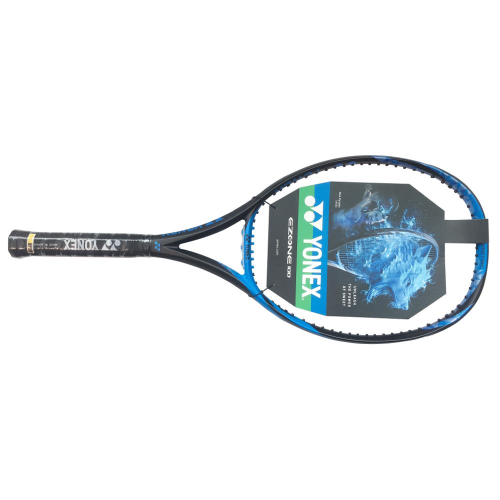 Eゾーン 100 2018 ブルー(EZONE 100 2018 BLUE)【ヨネックス Yonex テニスラケット】【17EZ100YX 海外正規品】