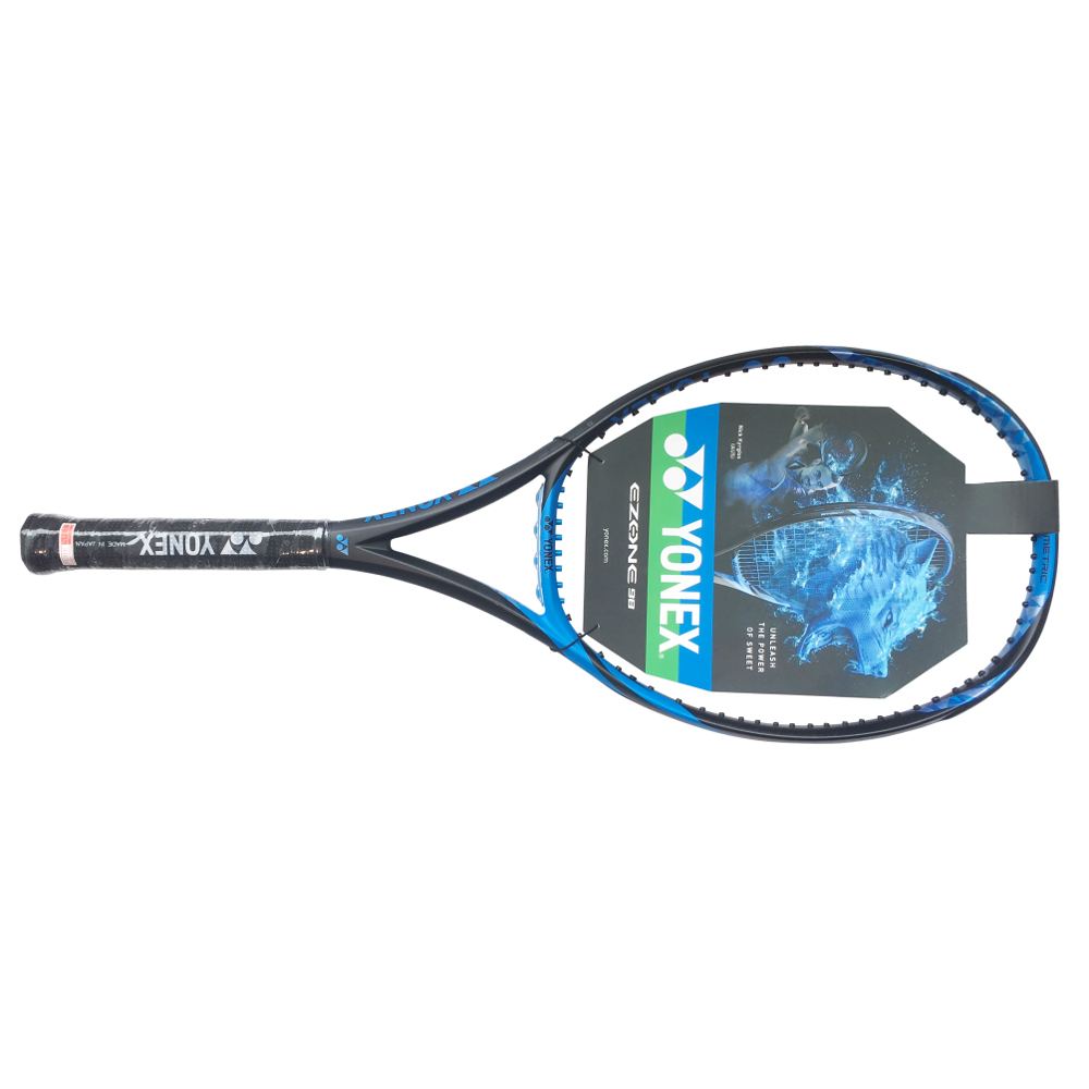 Eゾーン 98 2018 ブルー(EZONE 98 2018 BLUE)【ヨネックス Yonex テニスラケット】【17EZ98YX 海外正規品】