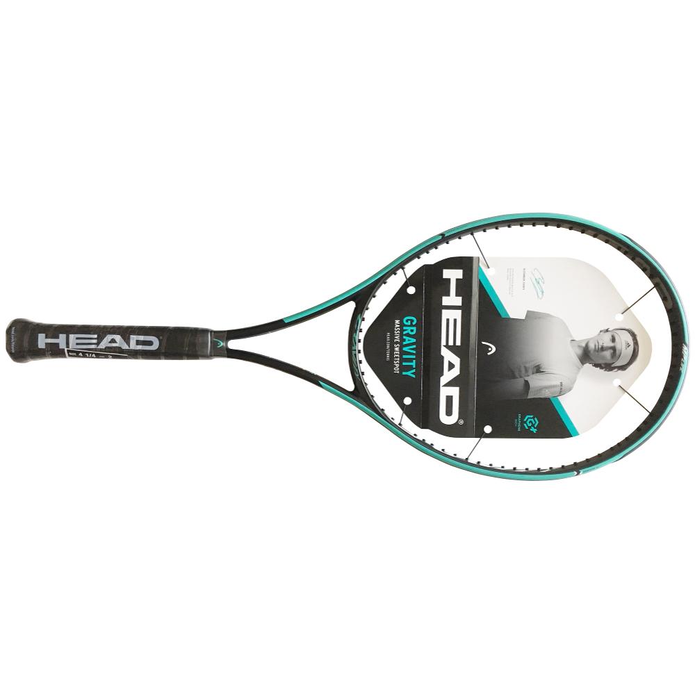 グラフィン 360+ グラビティ MP LITE(Graphene 360+ GRAVITY MP LITE)【ヘッド HEAD テニスラケット】【234239 海外正規品】
