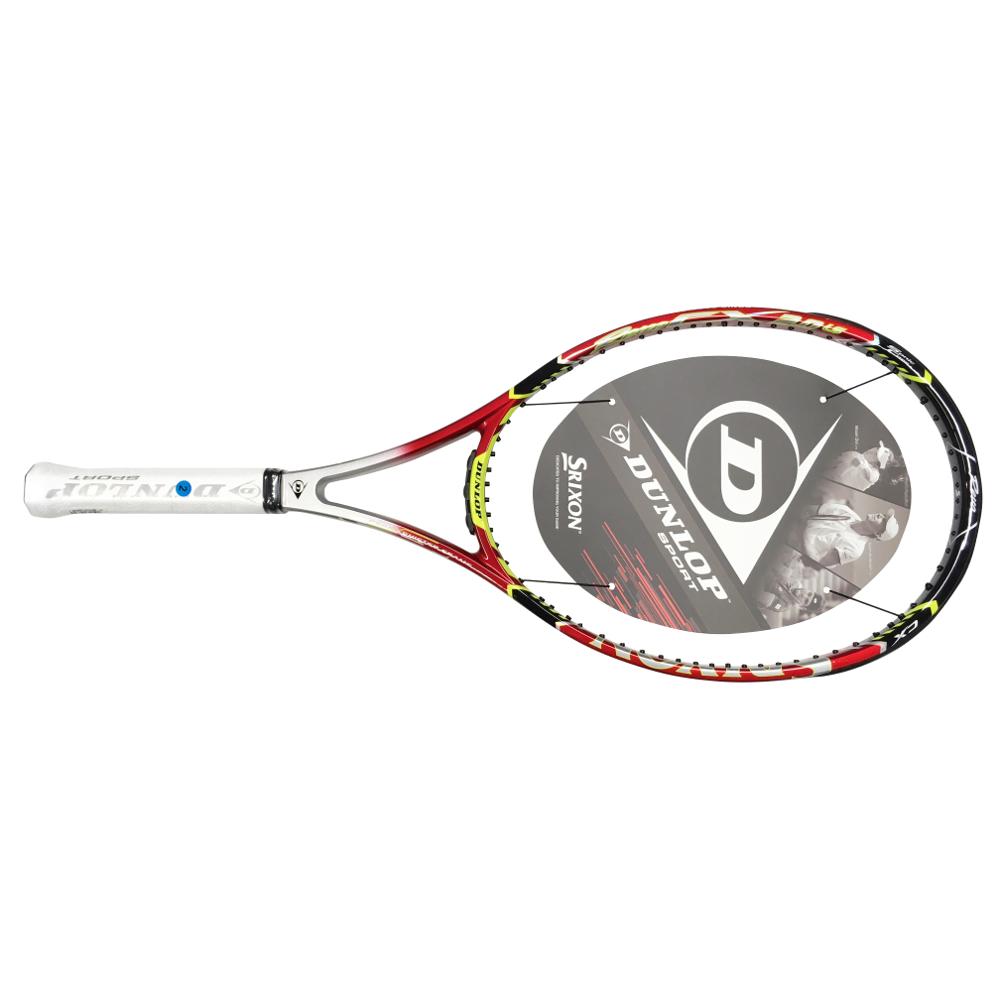 ダンロップ スリクソン レヴォ CX 2.0LS(SRIXON REVO CX 2.0LS)【DUNLOP SRIXON テニスラケット】【cx2.0ls 海外正規品】