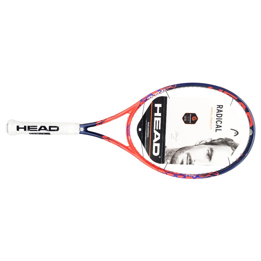 グラフィン タッチ ラジカル プロ(Graphene Touch Radical PRO)【ヘッド HEAD テニスラケット】【232608 海外正規品】