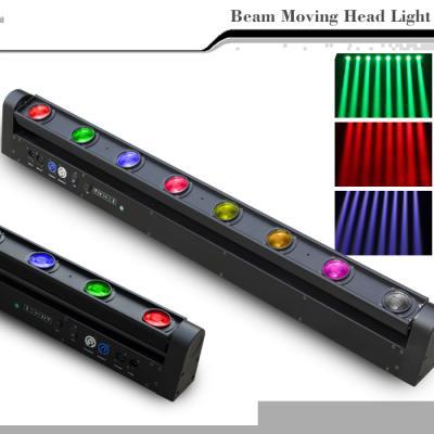 ■LED LINE BEAM MOVING■■ラインビームムービング カラー色 RGBW■
