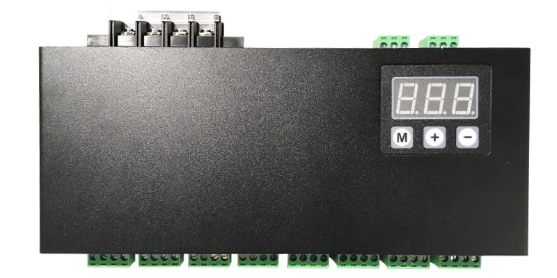 ■RGB LEDテープ用コントローラー■DC12V、24V対応 最大864W DMXコントロール可能