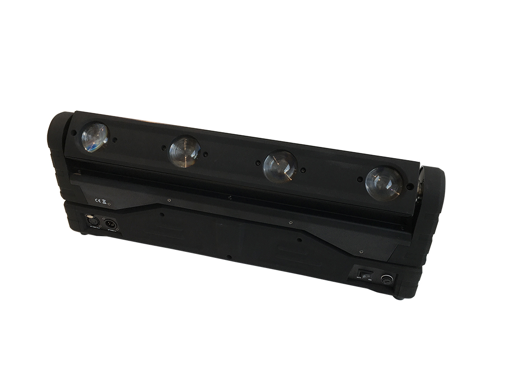 ■LEDバータイプ ムービング■DMX操作可能■LED Moving Head 4-in-1 10W RGBW