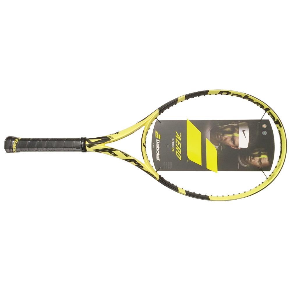 ピュア アエロ 2019(PURE AERO 2019)【バボラ BabolaT テニスラケット】【101354 海外正規品】