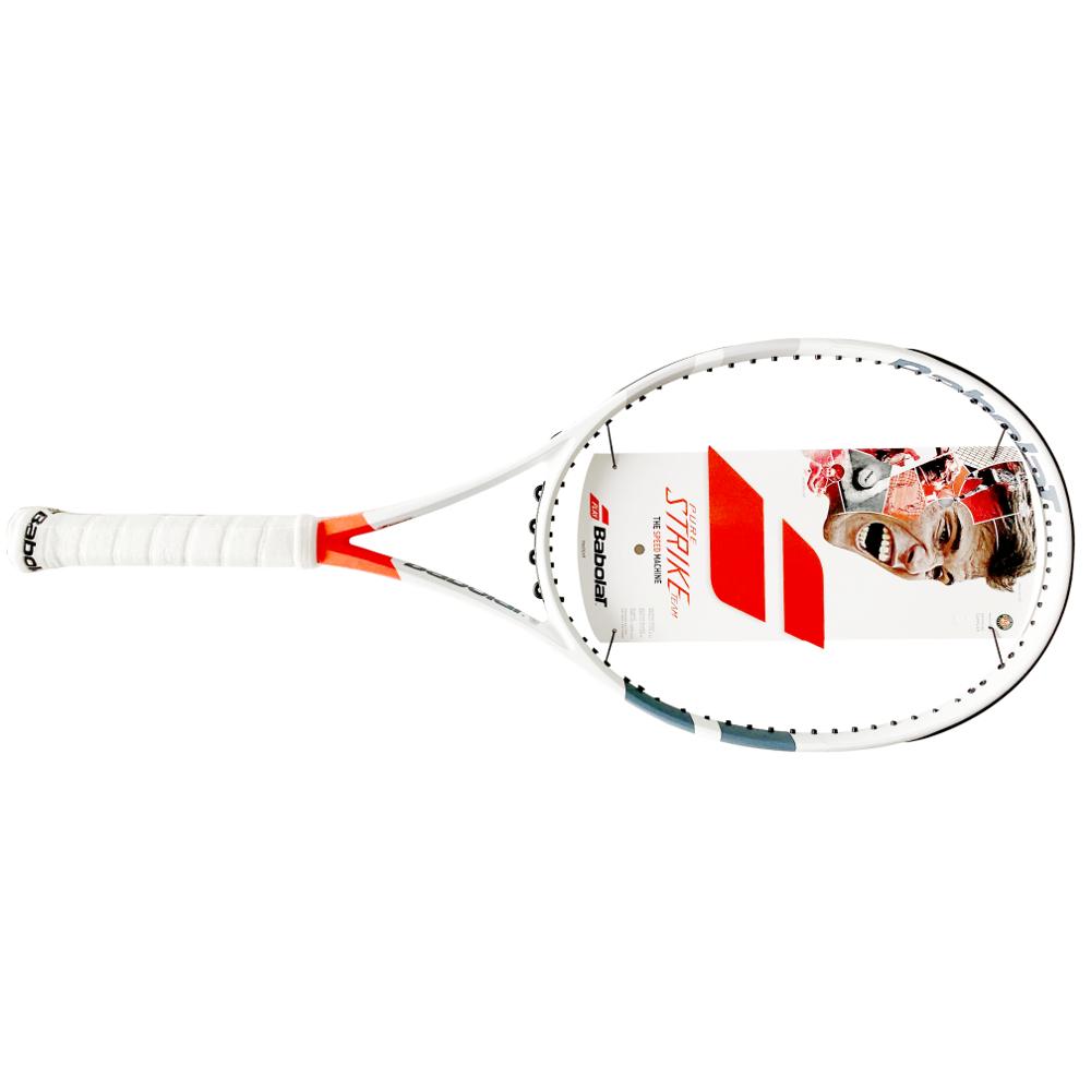ピュア ストライク チーム 2017(PURE STRIKE TEAM 2017)【バボラ BabolaT テニスラケット】【101285 海外正規品】