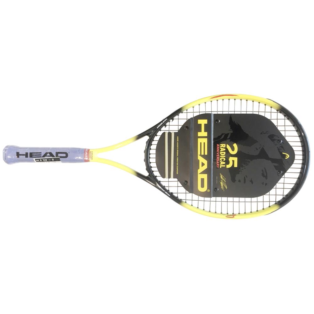 ラジカル OS リミテッド 復刻版 (Radical OS LTD)【ヘッド HEAD テニスラケット】【237028 海外正規品】