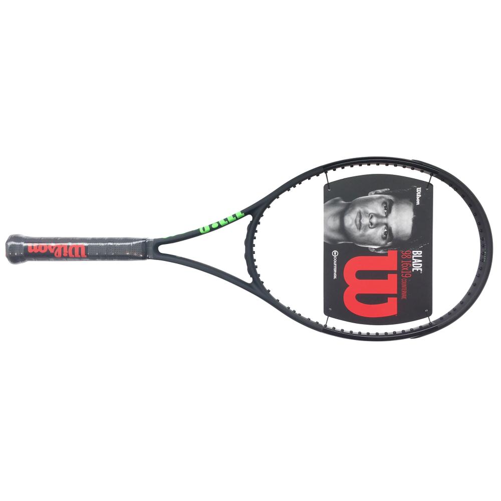 ブレード 98(16×19) CV ブラック エディション(BLADE 98(16X19) CV BLACK EDITION)【ウィルソン Wilson テニスラケット】【WRT74071 海外正規品】