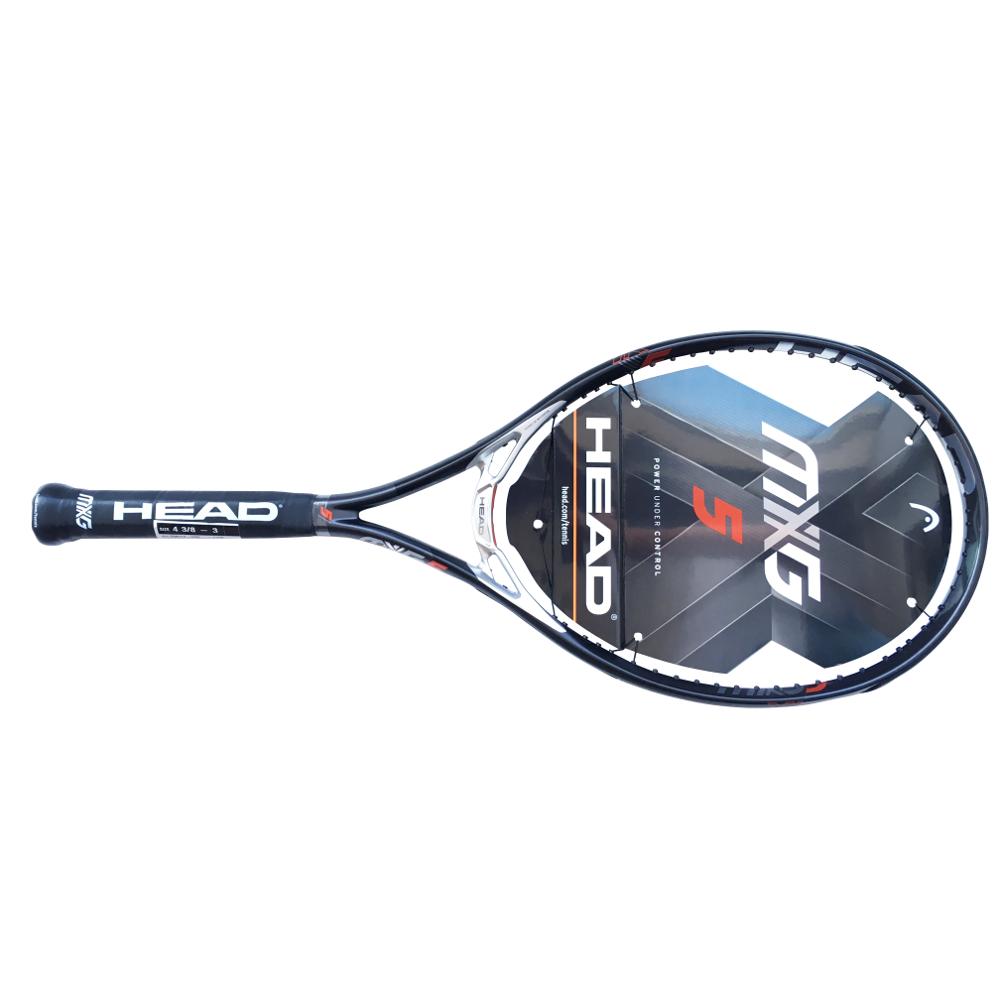 エムエックスジー ファイブ(MXG 5)【ヘッド HEAD テニスラケット】【238717 海外正規品】