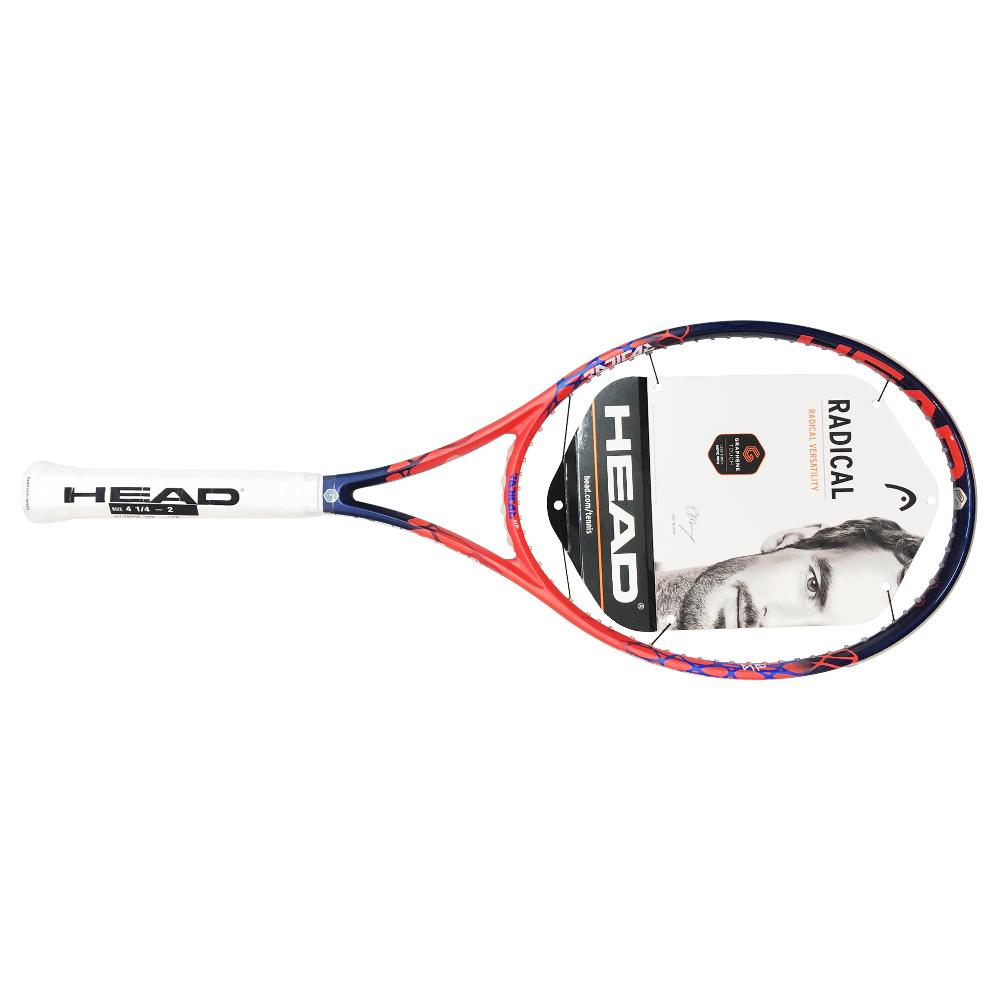 グラフィン タッチ ラジカル MP(Graphene Touch Radical MP)【ヘッド HEAD テニスラケット】【232618 海外正規品】